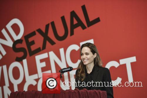 Angelina Jolie President