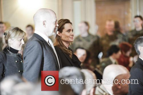 Angelina Jolie and William Hague 10