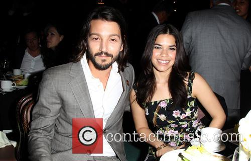 Diego Luna and America Ferrera 3