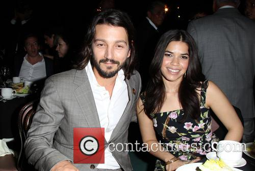 Diego Luna and America Ferrera 1