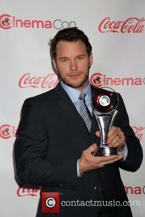 chris pratt cinemacon big screen achievement awards 4128956