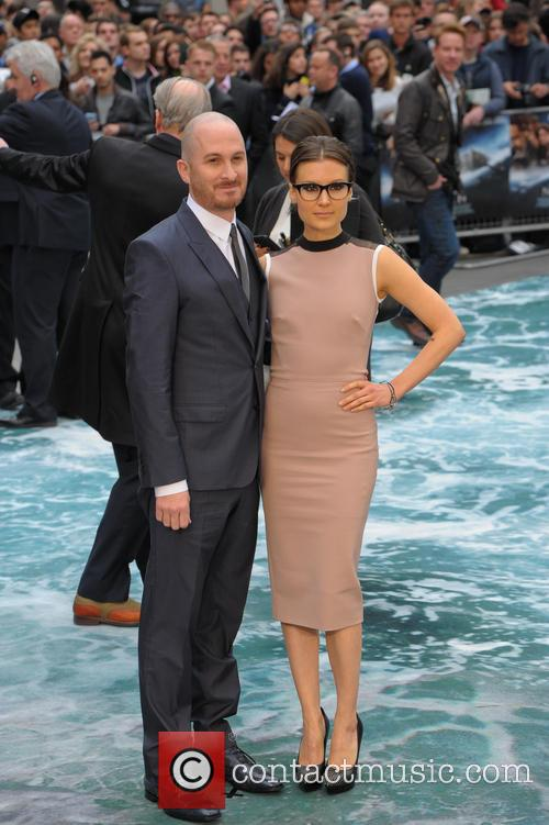 Darren Aronofsky and Brandi-ann Milbradt 4