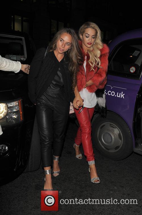 Chloe Green and Rita Ora 5