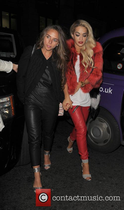 Chloe Green and Rita Ora 7