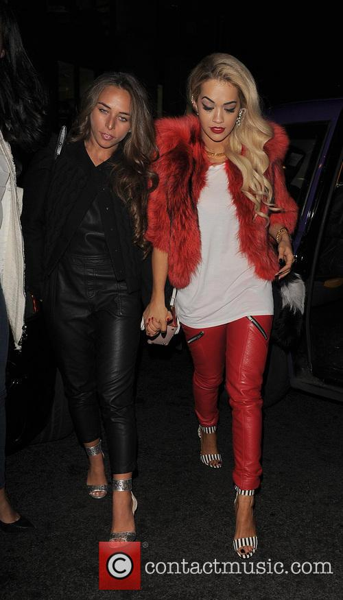 Chloe Green and Rita Ora 8