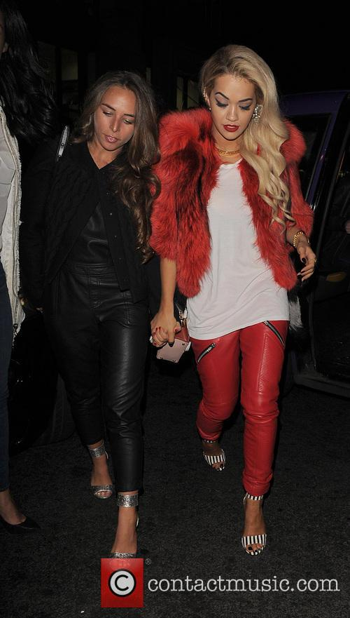Chloe Green and Rita Ora 9