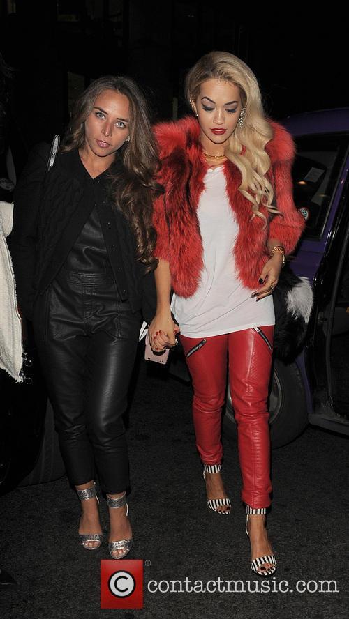 Chloe Green and Rita Ora 10
