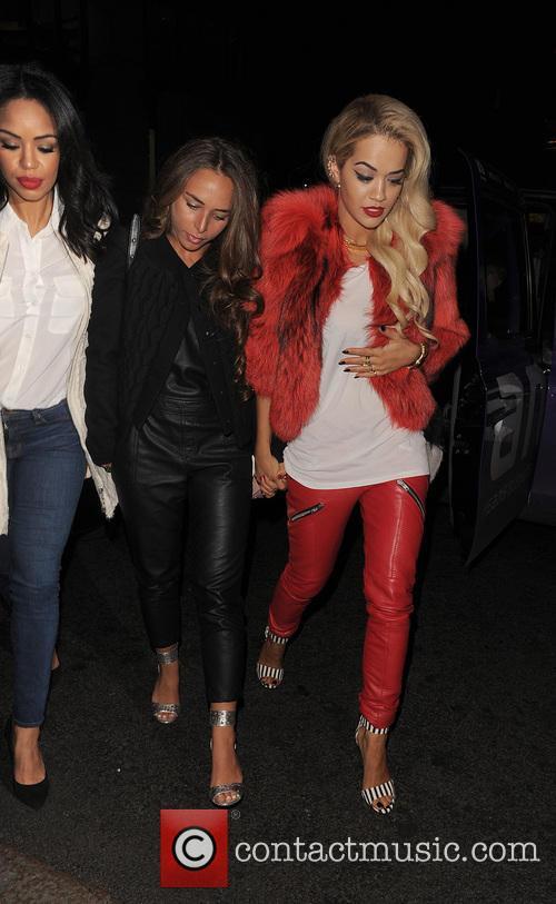 Chloe Green and Rita Ora 11
