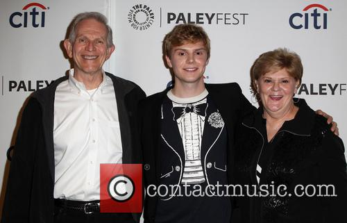 Phil Peters, Evan Peters and Julie Peters 2