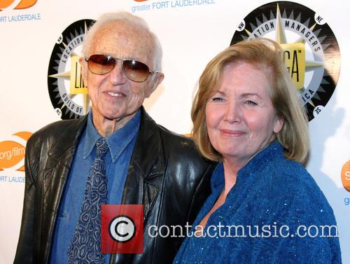 Haskell Wexler and Nancy Haecker 2