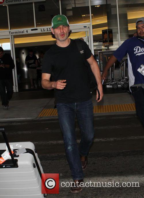 Andrew Lincoln, Los Angeles International Airport (LAX)