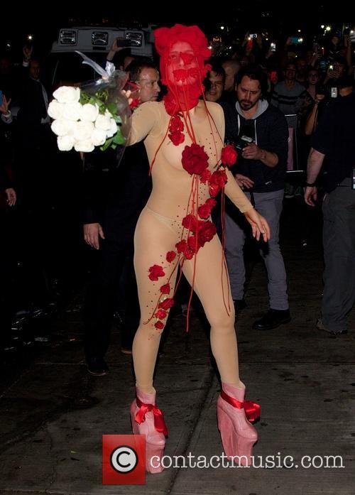 Lady Gaga at Roseland