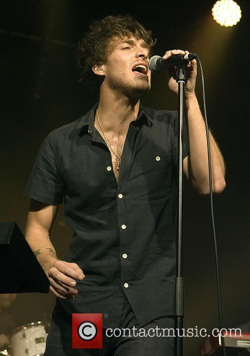 Paolo Nutini performs in Scotland