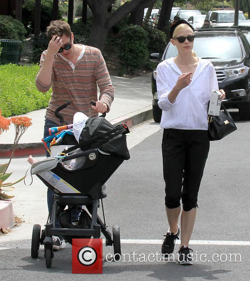 Jaime King, Kyle Newman and James Newman 20