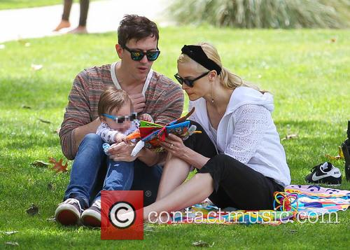Jaime King, Kyle Newman and James Newman 28