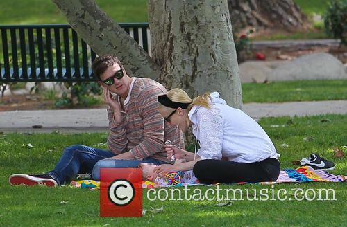 Jaime King, Kyle Newman and James Newman 31