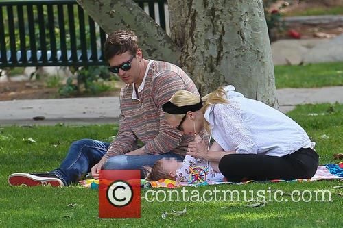 Jaime King, Kyle Newman and James Newman 34