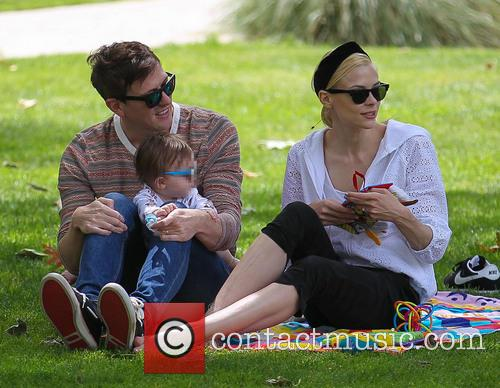 Jaime King, Kyle Newman and James Newman 38