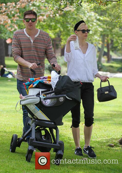 Jaime King, Kyle Newman and James Newman 40