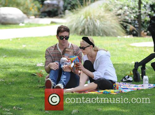 Jaime King, Kyle Newman and James Newman 2