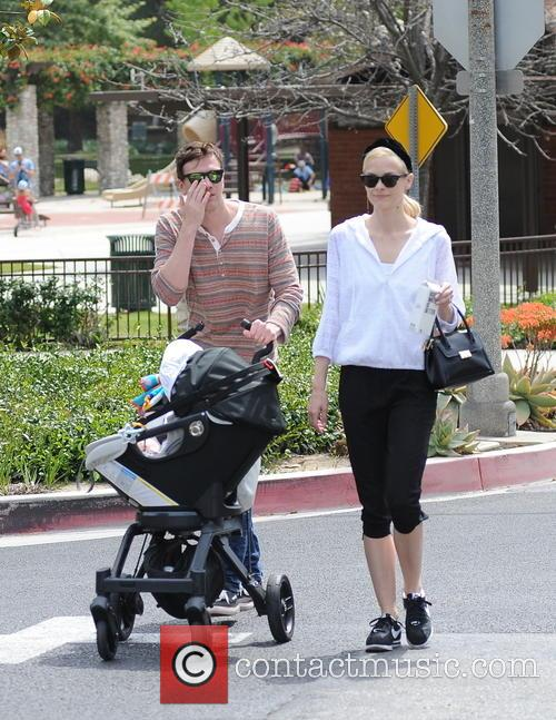 Jaime King, Kyle Newman and James Newman 1