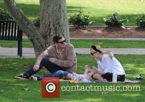 Jaime King, Kyle Newman and James Newman 15