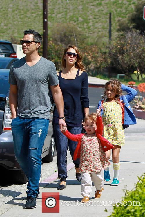 jessica alba jaime king jessica alba and kids 4131203