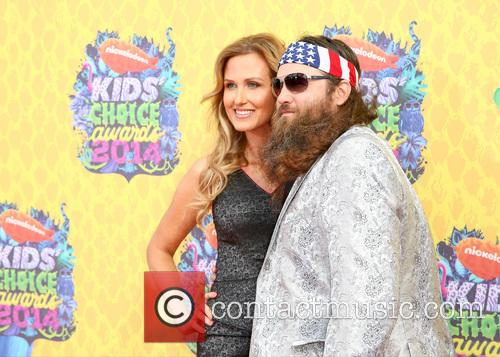 Willie Robertson and Korie Robertson 6