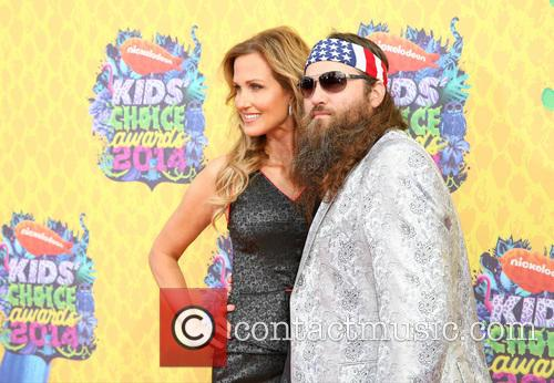 Willie Robertson and Korie Robertson 8