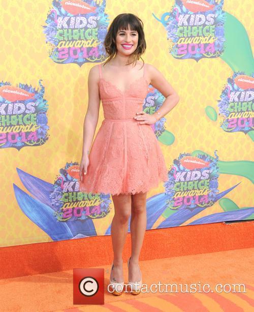 Nickelodeon Kids' Choice Awards and Lea Michele 5