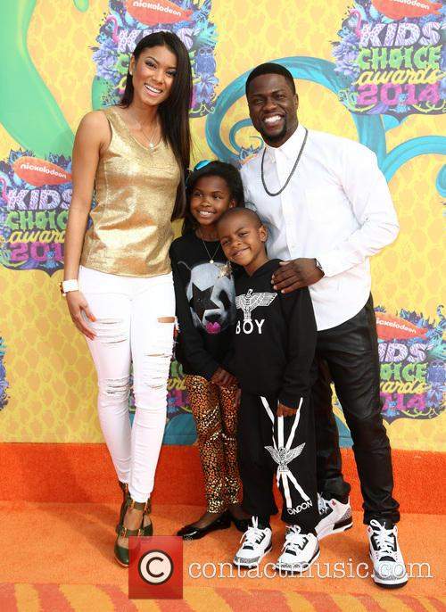 Kevin Hart and Torrei Hart 10
