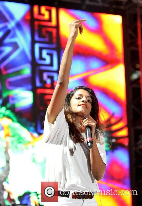 M.I.A and Mathangi Arulpragasam 8