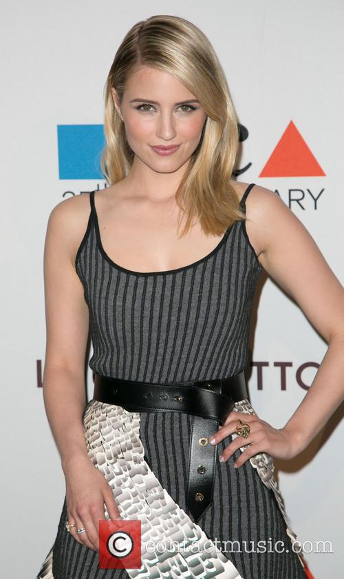 Dianna Agron, The Geffen Contemporary at MOCA