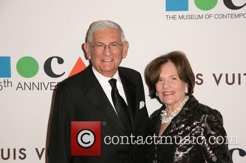 Eli Broad and Wife 5