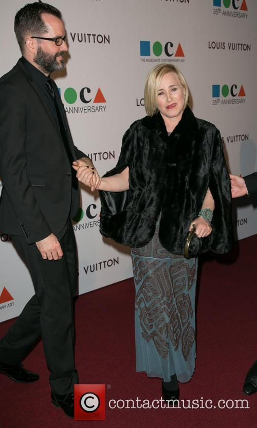 Guest, Patricia Arquette, The Geffen Contemporary at MOCA