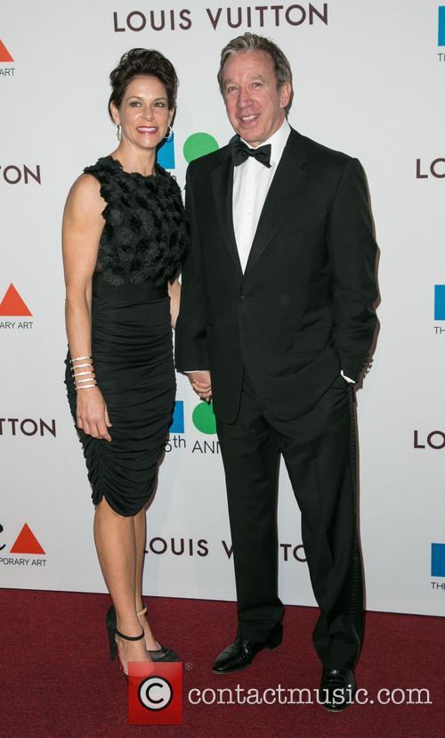Jane Hajduk and Tim Allen 3