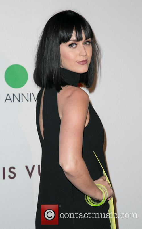 Katy Perry, The Geffen Contemporary at MOCA