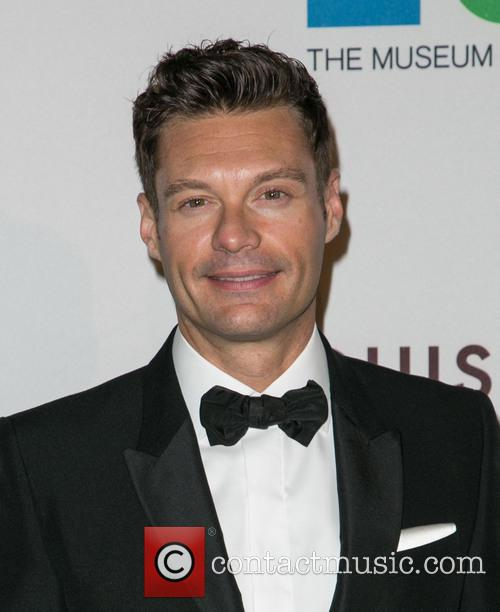 Ryan Seacrest, The Geffen Contemporary at MOCA