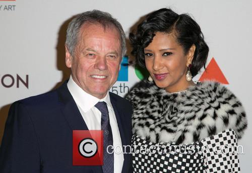 Wolfgang Puck and Gelila Assefa 1