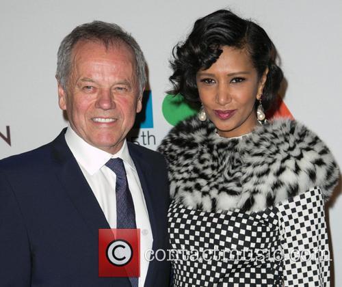 Wolfgang Puck and Gelila Assefa 3