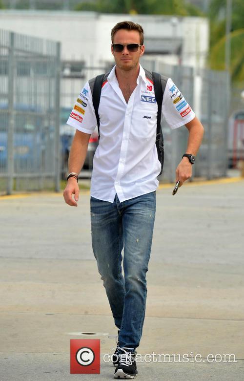 2014 Formula 1 Malaysian Grand Prix