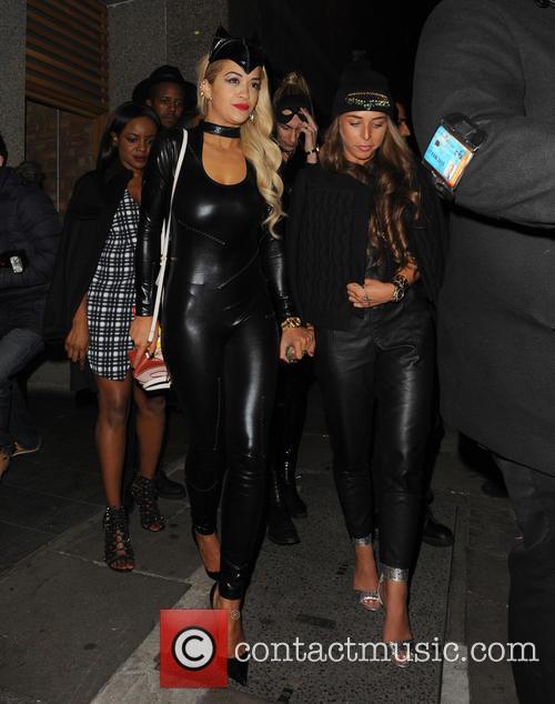 Rita Ora, Chloe Green and Keisha Buchanan 6