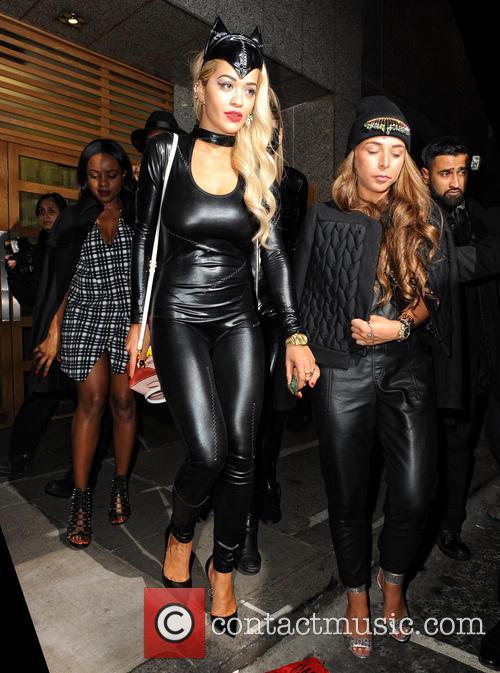 Rita Ora, Chloe Green and Keisha Buchanan 7