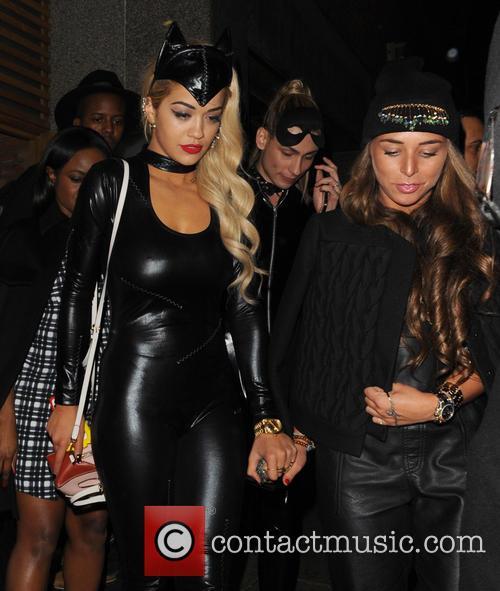 Rita Ora and Chloe Green 2