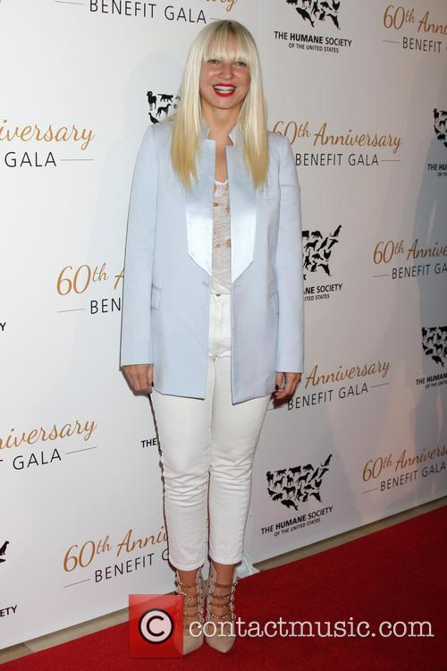 Sia Furler - Humane Society of the United States Gala 2014 ...