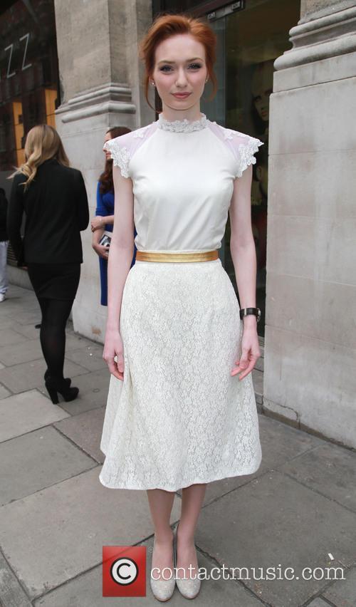 Eleanor Tomlinson, The Jameson Empire Awards, Grosvenor House