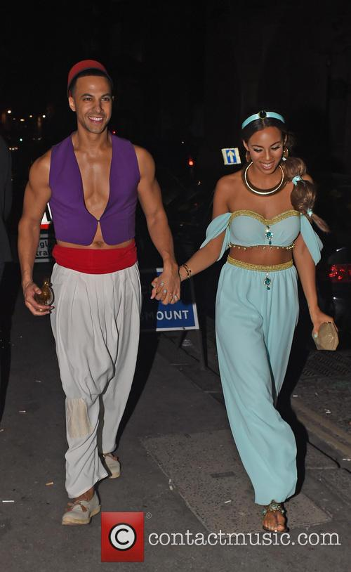 Rochelle Humes and Marvin Humes 6