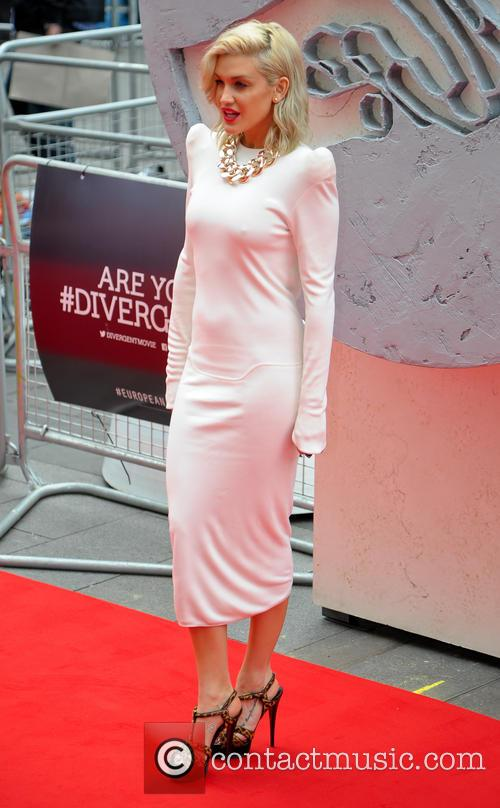 ashley roberts premiere of divergent arrivals 4131687