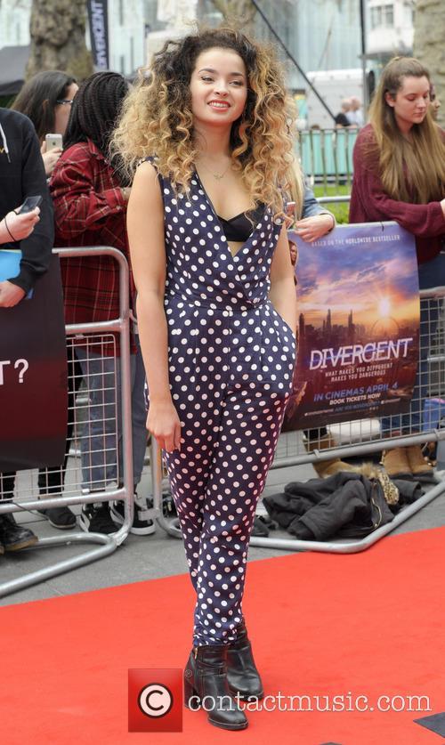 Premiere of 'Divergent' - Arrivals