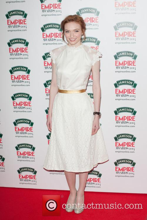 Eleanor Tomlinson, Jameson Empire Awards, Grosvenor House